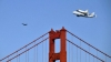 Endeavour: bye bye Golden Gate!